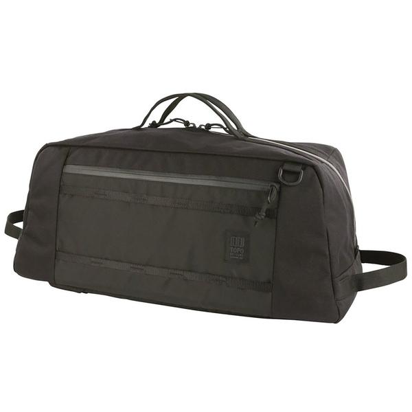 トポ・デザイン メンズ バックパック・リュックサック バッグ Topo Designs Mountain Duffel Black