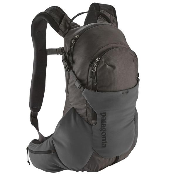 パタゴニア メンズ バックパック・リュックサック バッグ Patagonia Nine Trails 14L Backpack Forge Grey