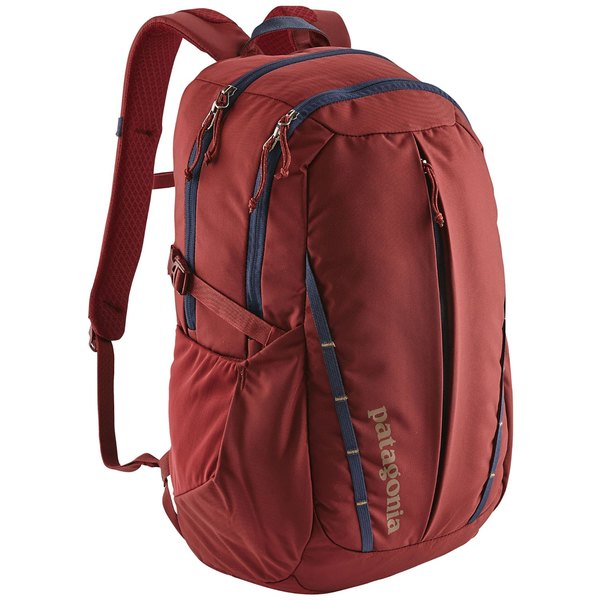 パタゴニア メンズ バックパック・リュックサック バッグ Patagonia Refugio 28L Backpack Oxide Red
