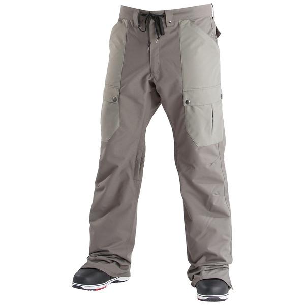 エアブラスター メンズ カジュアルパンツ ボトムス Airblaster Freedom Cargo Pants Gunmetal