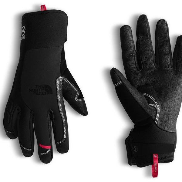 ノースフェイス メンズ 手袋 アクセサリー The North Face Summit G4 Softshell Gloves TNF Black