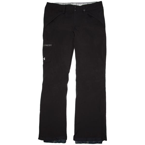 アンダーアーマー レディース カジュアルパンツ ボトムス Under Armour Coldgear Infrared Glades Pants - Women's Black