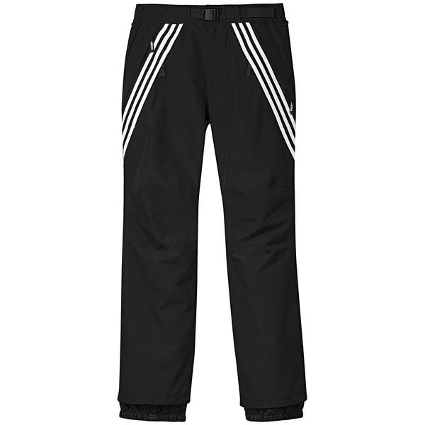 アディダス メンズ カジュアルパンツ ボトムス Adidas Riding Pants Black/White