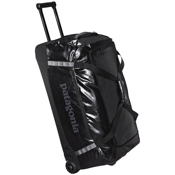 パタゴニア メンズ バックパック・リュックサック バッグ Patagonia Black Hole 120L Wheeled Duffel Bag Black