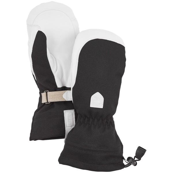 ヘストラ レディース 手袋 アクセサリー Hestra Patrol Gauntlet Mittens - Women's Black