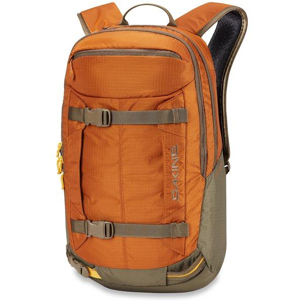 ダカイン メンズ バックパック・リュックサック バッグ Dakine Mission Pro 25L Backpack Ginger
