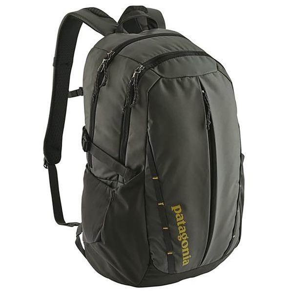 パタゴニア メンズ バックパック・リュックサック バッグ Patagonia Refugio 28L Backpack Forge Grey/Textile Green