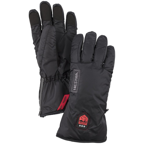ヘストラ レディース 手袋 アクセサリー Hestra Heated Glove Liners - Women's Black