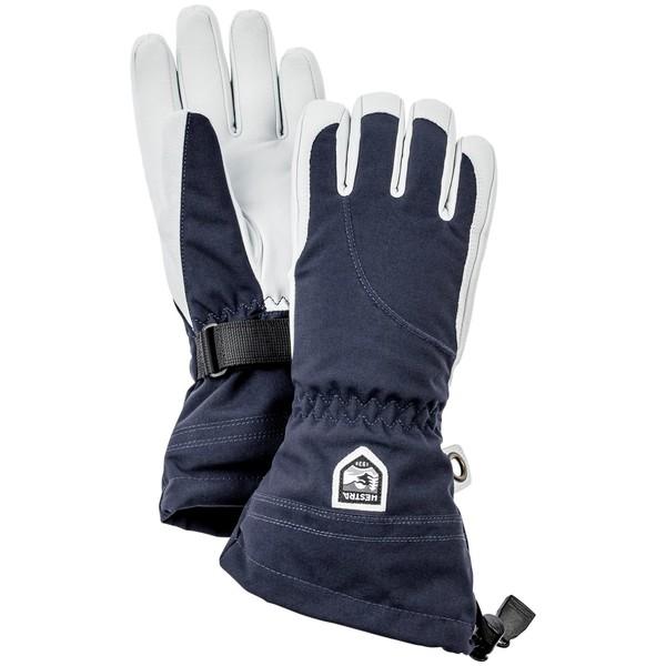 ヘストラ レディース 手袋 アクセサリー Hestra Heli Gloves - Women's Navy/Off White