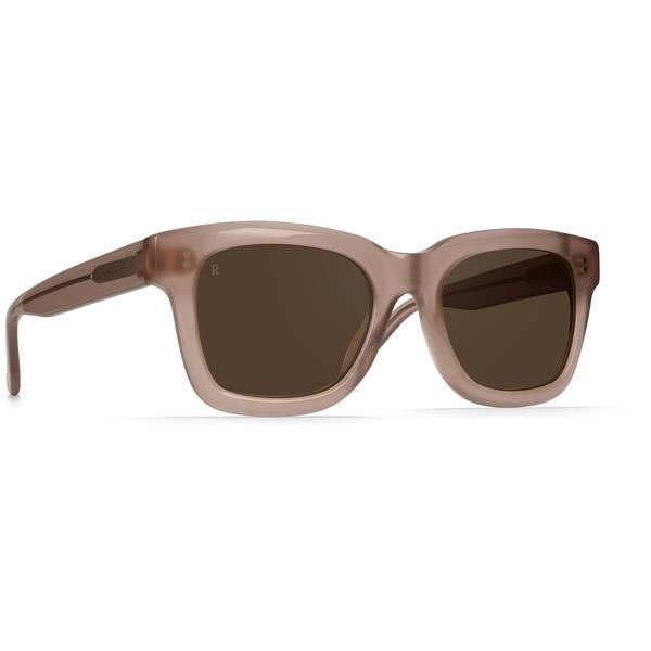 レイン メンズ サングラス・アイウェア アクセサリー RAEN Gilman Sunglasses Rose/Brown/Silver Mirror