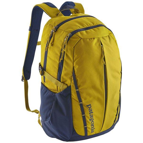 パタゴニア メンズ バックパック・リュックサック バッグ Patagonia Refugio 28L Backpack Textile Green