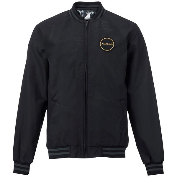 アナログ メンズ ジャケット&ブルゾン アウター Analog League Jacket True Black