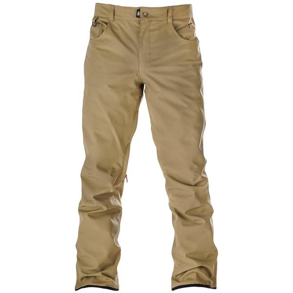 サガ メンズ カジュアルパンツ ボトムス Saga Brighton Pants Khaki