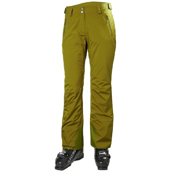 ヘリーハンセン レディース カジュアルパンツ ボトムス ボトムス Helly Hansen Fir Legendary Pants - Hansen Women's Fir Green, 男の台所:4ec72627 --- officewill.xsrv.jp