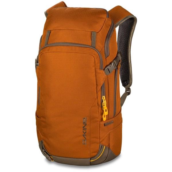 ダカイン メンズ バックパック・リュックサック バッグ Dakine Heli Pro 24L Backpack Ginger
