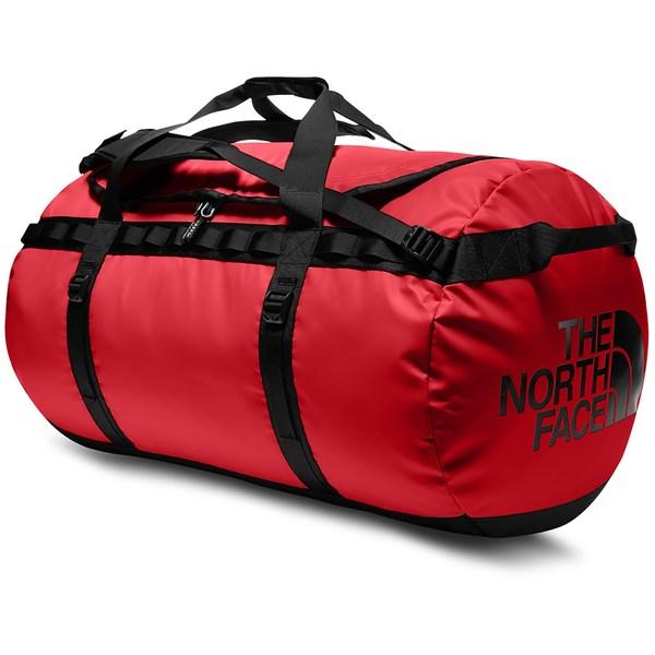 ノースフェイス メンズ バックパック・リュックサック バッグ The North Face Base Camp Duffel Bag - XL TNF Red/TNF Black