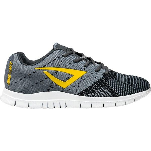 <title>3N2 メンズ スポーツ 野球 Grey Yellow 全商品無料サイズ交換 3n2 Men's K-NIT 新作通販 Training Shoes</title>