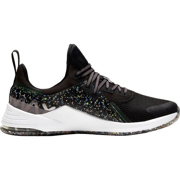 ナイキ レディース スニーカー シューズ Nike Women's Air Max Bella TR 3 Training Shoes Blk/MtlcGold/FltPewtrWht