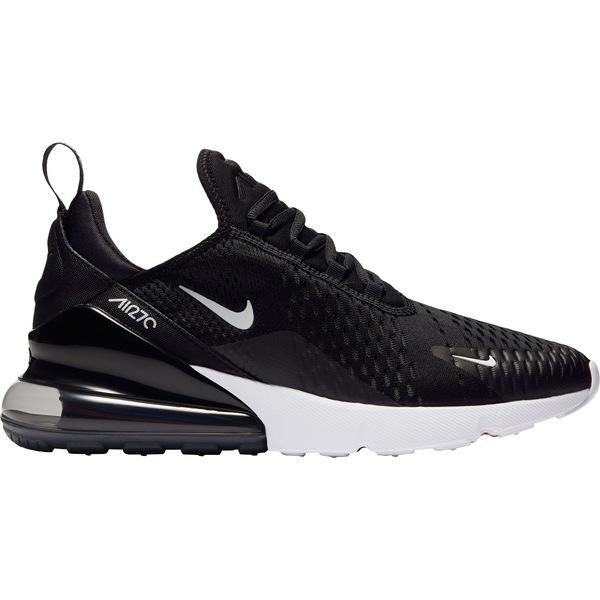 ナイキ メンズ スニーカー シューズ Nike Men's Air Max 270 Shoes Black/Blue/Pink