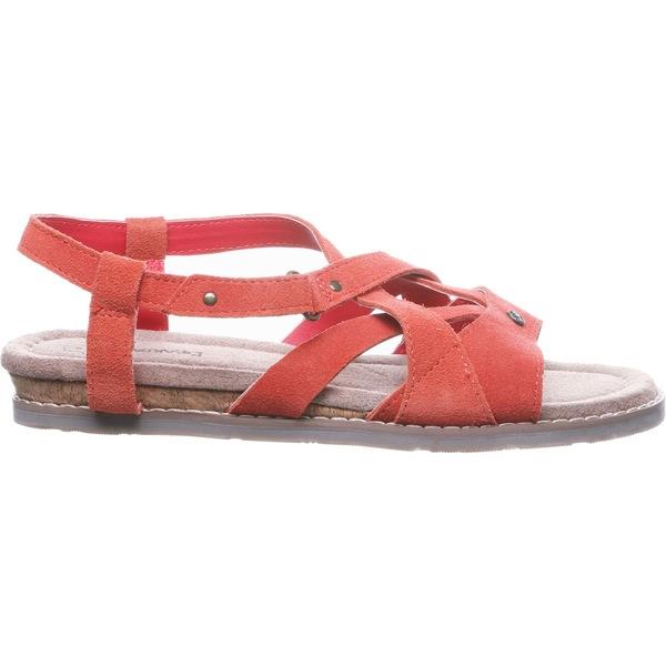 ベアパウ レディース サンダル シューズ BEARPAW Women's Aruba Sandals Oat