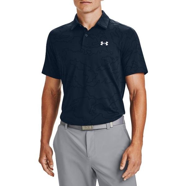 アンダーアーマー メンズ Tシャツ トップス Under Armour Men's Vanish NCG Golf Polo Academy