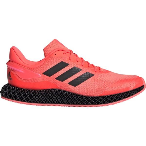 アディダス メンズ ランニング スポーツ adidas 4D Run 1.0 Running Shoes Pink/Black