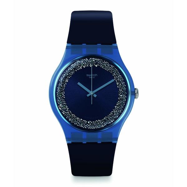 スワッチ メンズ 腕時計 アクセサリー Blusparkles - SUON134 Blue