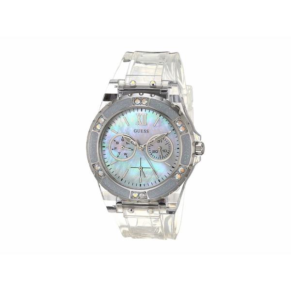 ゲス レディース 腕時計 アクセサリー GW0041L1 White
