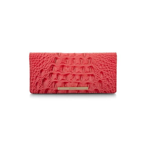 ブランミン レディース ハンドバッグ バッグ Melbourne Ady Leather Wallet Petal