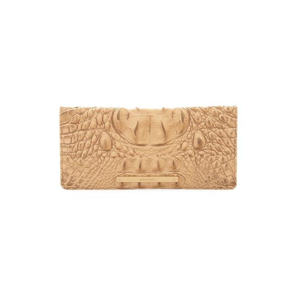 ブランミン レディース ハンドバッグ バッグ Melbourne Ady Leather Wallet Sand