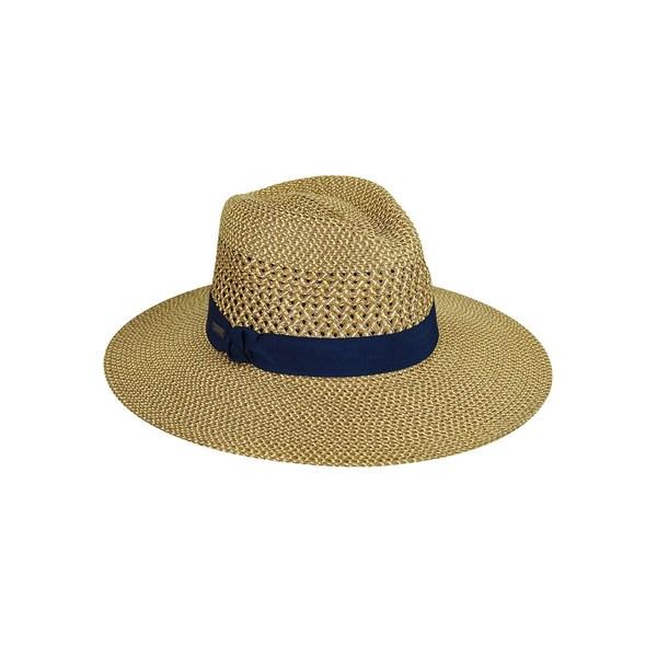 ベットマー レディース 帽子 アクセサリー Braids Blanchet Sun Hat Natural