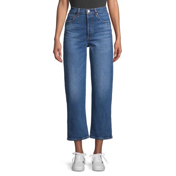 リーバイス レディース デニムパンツ ボトムス Charleston Ribcage Super High-Rise Jeans Charleston