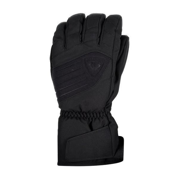 ついに入荷 ロシニョール メンズ アクセサリー 手袋 Black Rossignol falz0132 Imp' 最安値に挑戦 全商品無料サイズ交換 Speed
