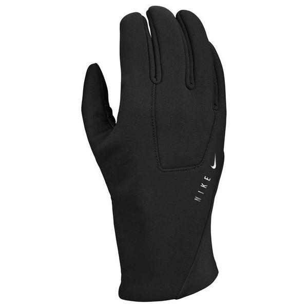 ナイキ おしゃれ メンズ アクセサリー 手袋 Black Silver accessories falz0132 Phenom Nike Shield 全商品無料サイズ交換 使い勝手の良い