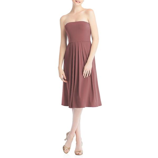 ドレッシーコレクション レディース ワンピース トップス Multi-Way Loop Fit & Flare Dress English Rose