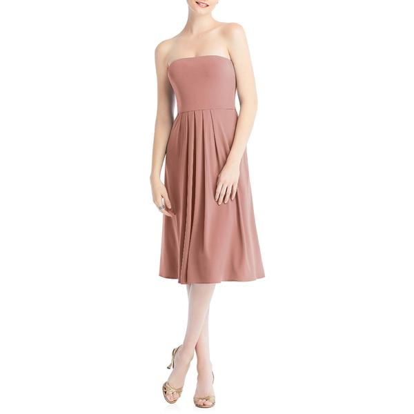 ドレッシーコレクション レディース ワンピース トップス Multi-Way Loop Fit & Flare Dress Desert Rose