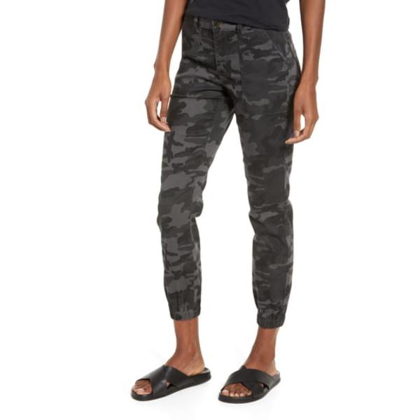 プロスペリティデニム レディース カジュアルパンツ ボトムス Camo Print Jogger Jeans Camo