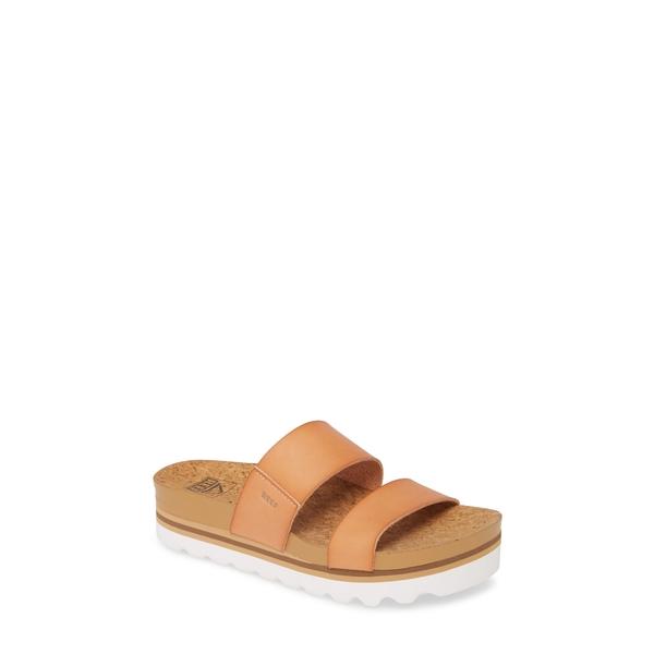 リーフ レディース サンダル シューズ Cushion Bounce Vista Hi Slide Sandal Natural