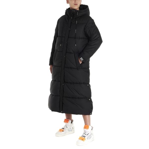 オフホワイト レディース ジャケット&ブルゾン アウター Off-white Jacket Black