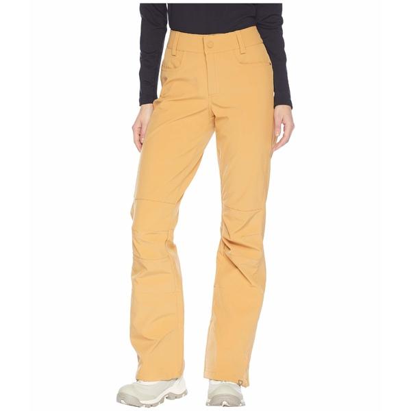 ロキシー レディース カジュアルパンツ ボトムス Creek 15K Snow Pants Apple Cinnamon