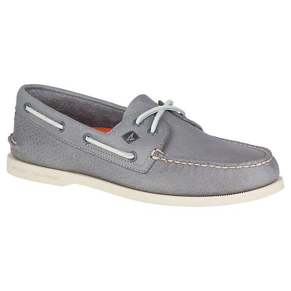 スペリー メンズ スニーカー シューズ Sperry Men's A/O 2-Eye Daytona Shoe Grey