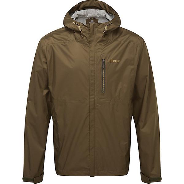 シャーパ メンズ ジャケット&ブルゾン アウター Sherpa Men's Kunde 2.5-Layer Jacket Tamur River Olive