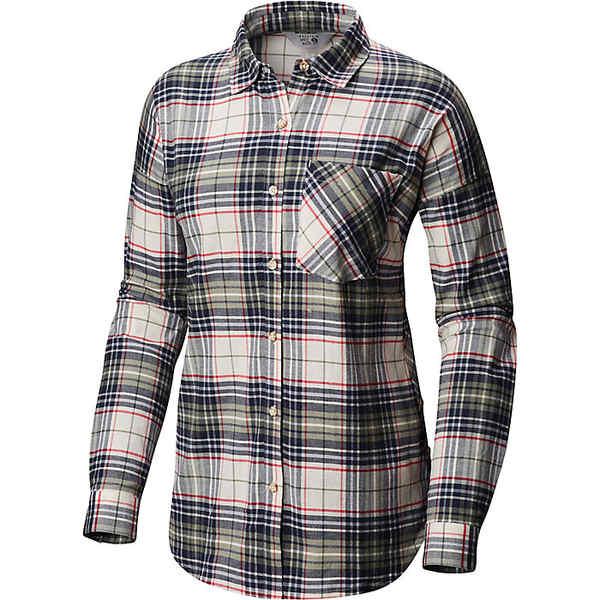 マウンテンハードウェア レディース シャツ トップス Mountain Hardwear Women's Karsee LS Shirt Cotton