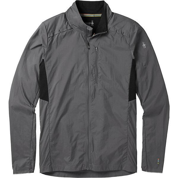 スマートウール メンズ ジャケット&ブルゾン アウター Smartwool Men's Merino Sport Ultra Light Jacket Medium Gray