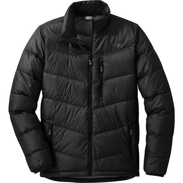 アウトドアリサーチ メンズ ジャケット&ブルゾン アウター Outdoor Research Men's Transcendent Down Jacket Black