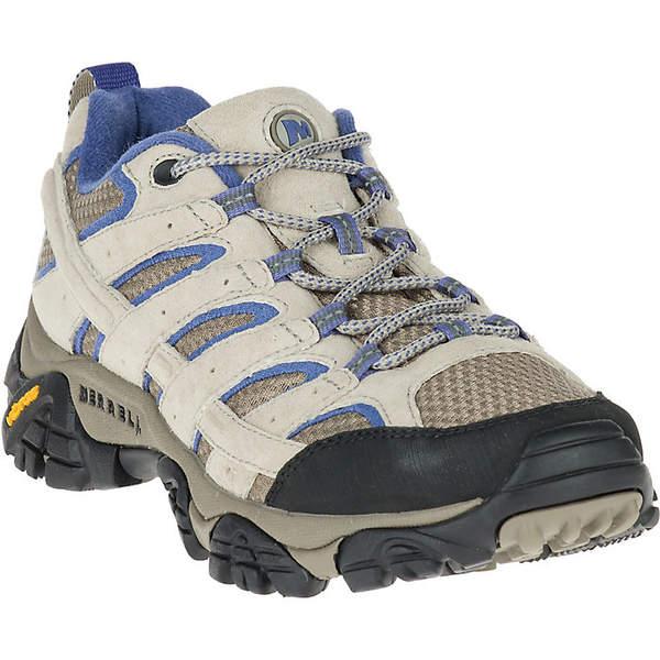 メレル レディース スポーツ ハイキング 送料無料新品 Aluminum Marlin 全商品無料サイズ交換 Vent Women's MOAB Shoe Merrell 2 いつでも送料無料