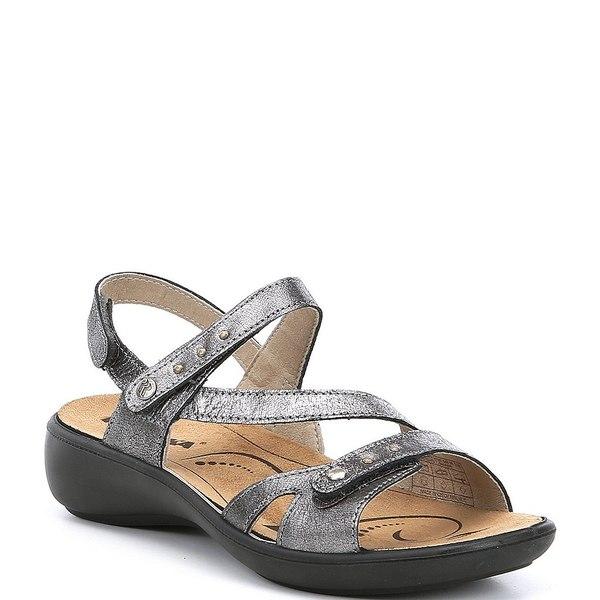 ロミカ レディース サンダル シューズ Ibiza 70 Studded Detail Sandals Basalt