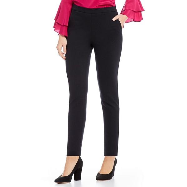 アントニオメラニー レディース カジュアルパンツ ボトムス Kasia Flat Front Slim Leg Pant Black
