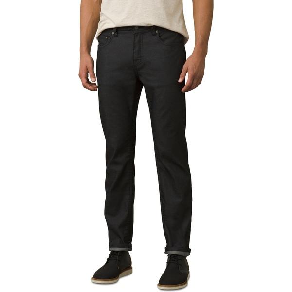 プラーナ メンズ カジュアルパンツ ボトムス prAna Men's Bridger Jeans (Regular and Big & Tall) Black