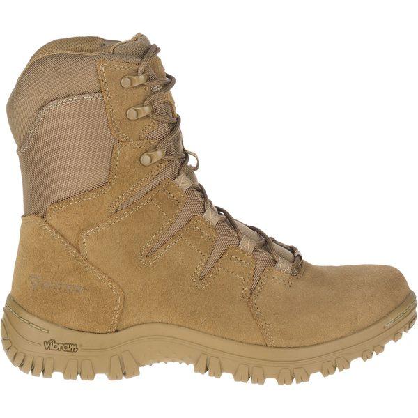 ベイツ メンズ ブーツ&レインブーツ シューズ Bates Men's Maneuver Hot Weather Work Boots Coyote